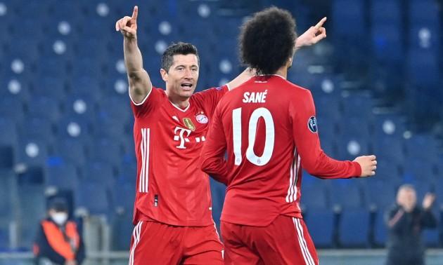 Лаціо - Баварія 1:4: огляд матчу Ліги чемпіонів