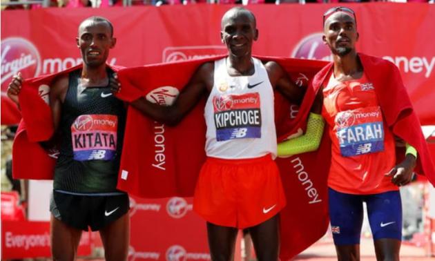 У Лондоні зійдуться титани марафонського бігу