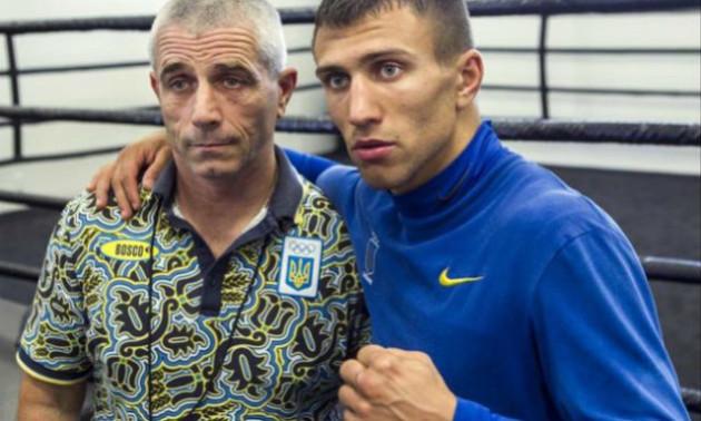 Анатолій Ломаченко отримав спеціальний пояс від WBC