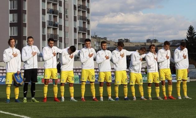 Збірна України стартувала з розгромної перемоги у кваліфікації Євро U-19