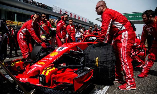 Феттель отримає нове шасі на Гран-прі Іспанії
