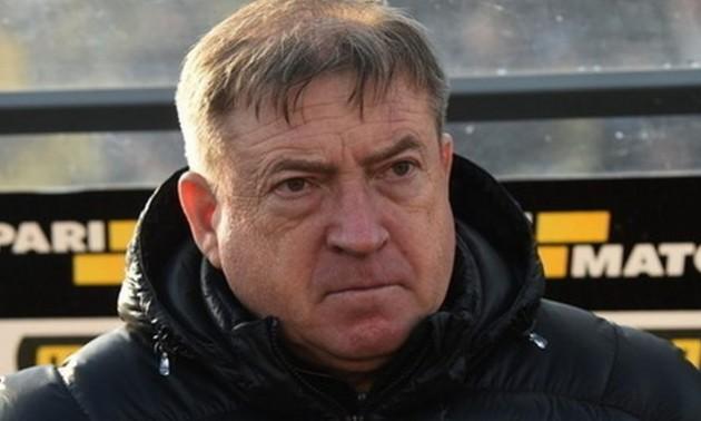 Грозний відмовився коментувати свою відставку з Арсенала