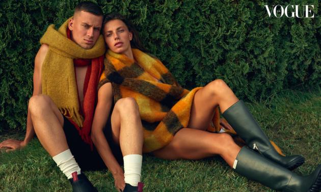 Найкрасивіша пара українського спорту - Марина Бех і Михайло Романчук