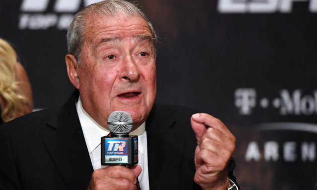 Арум: Не скажу, що ESPN обов'язково хоче провести реванш Ломаченко - Лопес