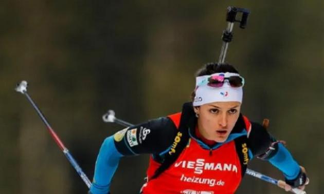 Відома французька біатлоністка завершила кар'єру у 28 років