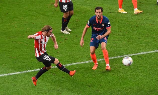 Атлетік зробив неймовірний  камбек у матчі з Севільєю в 8 турі Ла-Ліги
