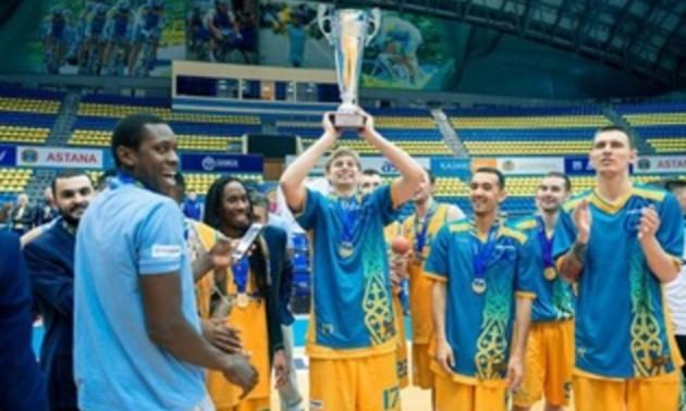 Астану визнали чемпіоном Казахстану