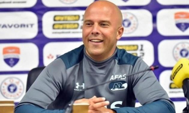 Тренер АЗ: Українці винайшли контрфутбол