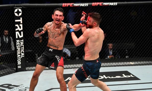 Поєдинок Голловей - Каттара визнаний боєм вечора UFC on ABC 1