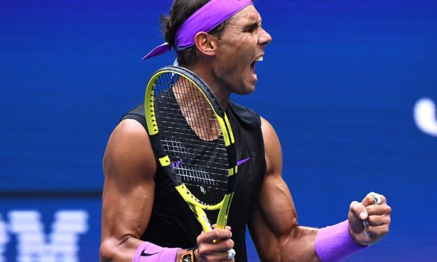 Надаль переміг Медведєва та виграв US Open