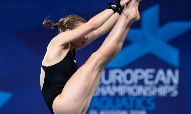 Юна українка тріумфувала на чемпіонаті Європи