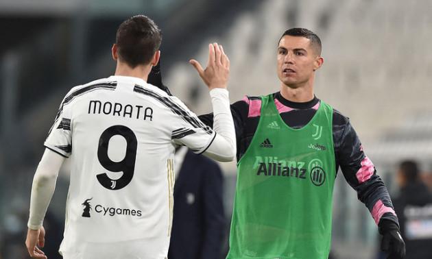 Мората побив особистий рекорд по результативним діям в Серії А