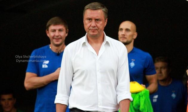 Хацкевич: Тоді Саррі потрібно було звільняти ще до матчу з нами