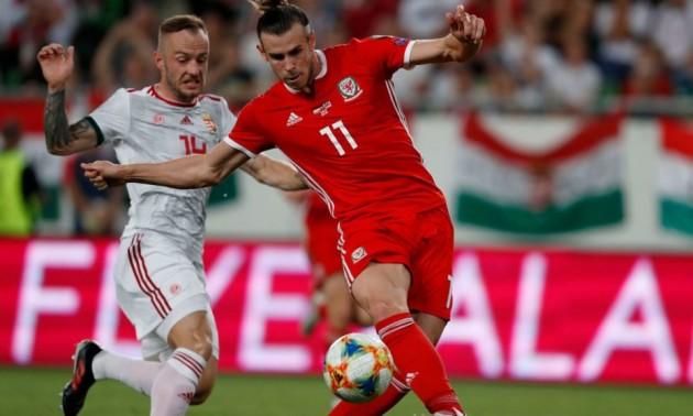 Уельс – Угорщина 2:0. Огляд матчу