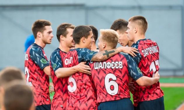 Металург знищив Суми у 9 турі Другої ліги