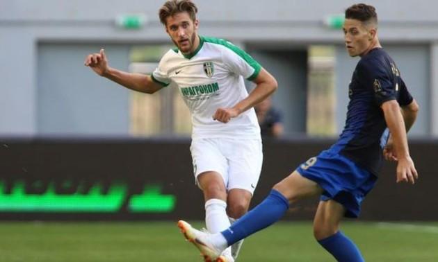Лучкевич та Гречишкін вийдуть в основі Олександрії в матчі з Львовом