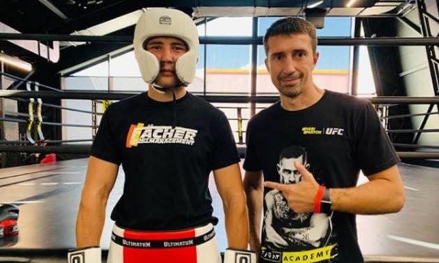 Великовський буде битися за титул WBC