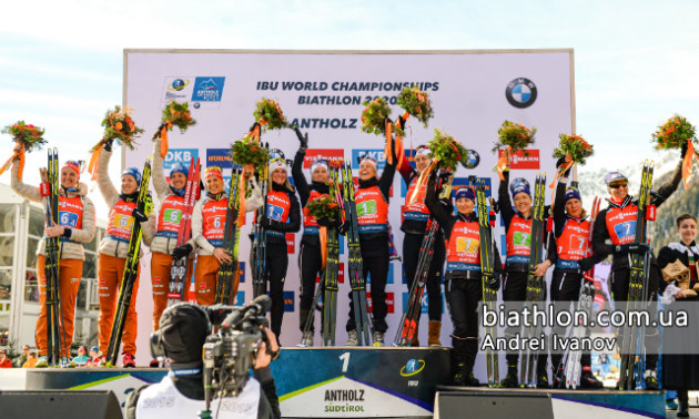 Україна посіла 8 місце у медальному заліку чемпіонату світу
