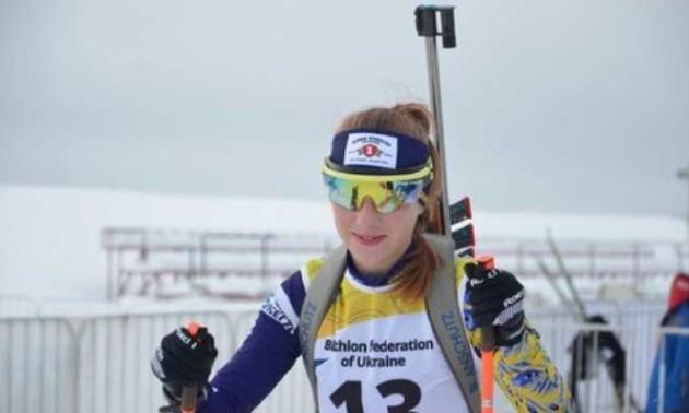 Українки провалили індивідуальну гонку на юнацькій Олімпіаді