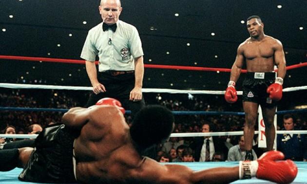 34 роки тому Майк Тайсон став наймолодшим чемпіоном світу