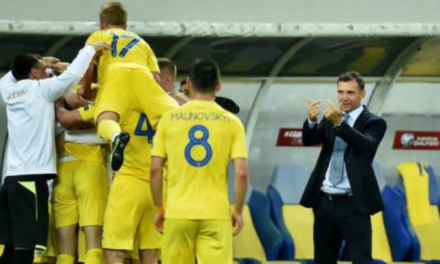 Україна зберегла 24-е місце у рейтингу ФІФА