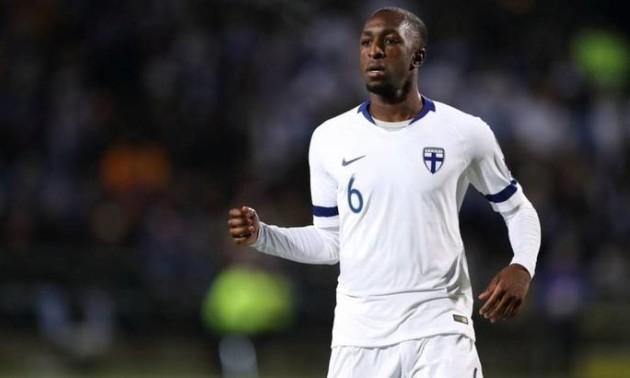 Динамо готове заплатити 10 млн фунтів за гравця збірної Фінляндії