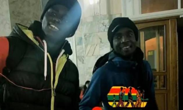 Африканські футболісти Олімпіка, які голодували у Кропивницькому, повертаються додому