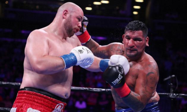 Польський боксер переміг американця Арреолу
