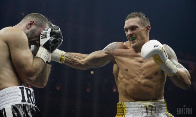 Історична перемога! 2 роки тому Олександр Усик став абсолютним чемпіоном світу