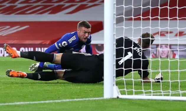 Арсенал вдома програв Лестеру у 6 турі АПЛ