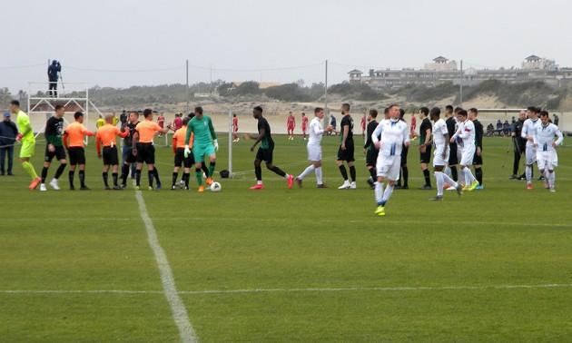 Чорноморець не зміг переграти латвійський клуб у контрольному матчі