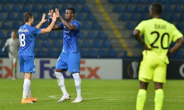 Слован - Гент 1:0. Огляд матчу