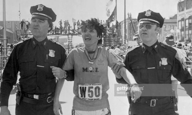 Як пробігти менше одного кілометра і стати переможницею Бостонського марафону