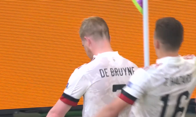 Бельгія вирвала перемогу у Данії на Євро-2020