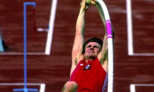 35 років тому Бубка став першим, хто підкорив висоту 6 метрів