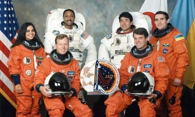 Топ-10 українських космонавтів, які закохалися в бадмінтон