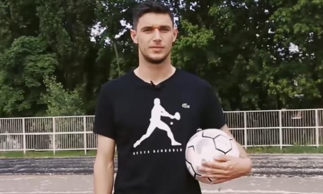 Про перші кроки у футболі, роботу з Хацкевичем та гру Мілевського - Трихвилинка з Яремчуком