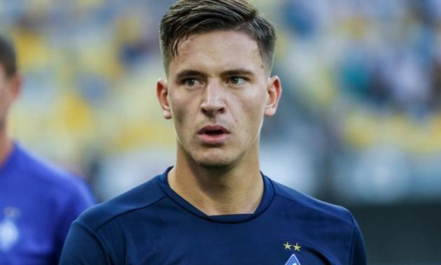Вербич допоможе Динамо у матчі із Брюгге
