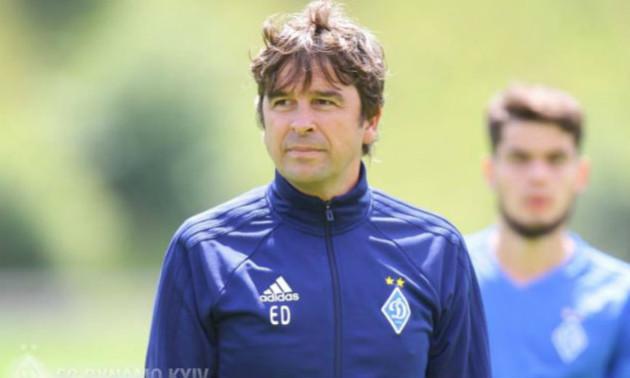 Асистент Хацкевича залишив Динамо заради російського клубу