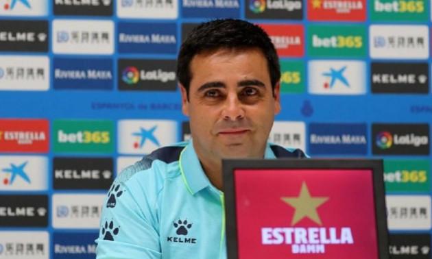 Наставник Еспаньйола: Повинні чимось пожертвувати, щоб вийти до групового етапу Ліги Європи
