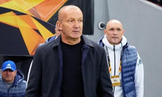 Григорчук - головний тренер солігорського Шахтаря