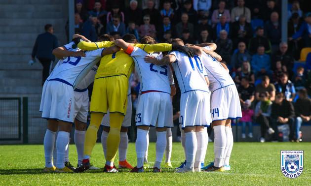 Клуб Першої ліги відмовився догравати чемпіонат і пропонує анулювати всі результати