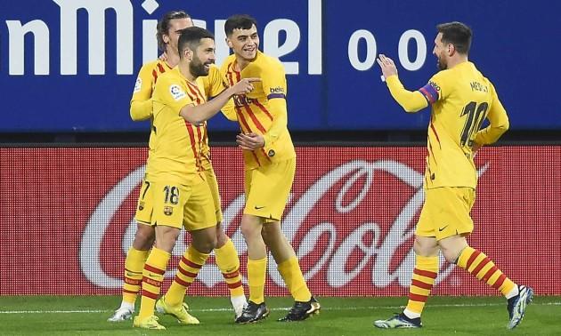 Барселона вперше за 13 років не стане чемпіоном у двох сезонах поспіль