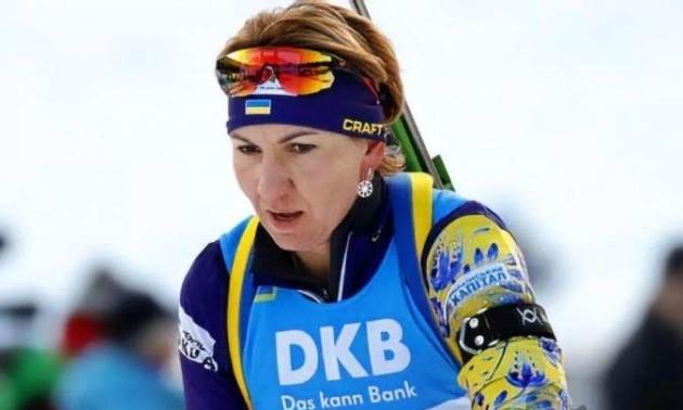 Кубок світу. Жінки. Мас-старт 12,5 км. Жінки. Онлайн-трансляція LIVE