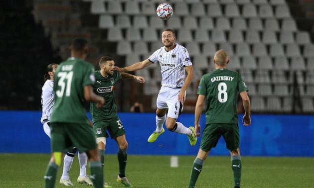 Краснодар переміг ПАОК і вийшов до групового етапу Ліги чемпіонів