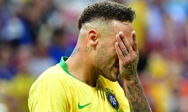 Неймар отримав травму на тренуванні збірної Бразилії