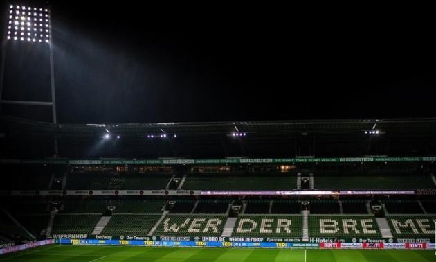 Айнтрахт на виїзді знищив Вердер у 24 турі Бундесліги