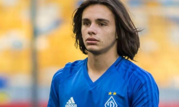 Динамо продовжило котракти зі своїми молодими талантами на п'ять років