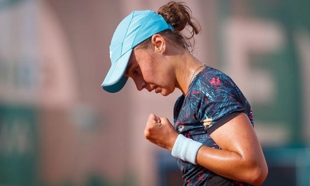 Калініна перемогла перших ракеток турніру WTA на шляху до півфіналу