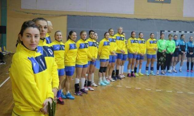 Збірна України виконала в реп-версію Чорнобривців